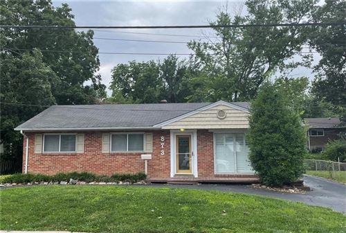 Photo of 873 North Woodlawn Avenue, Kirkwood, MO 63122 (MLS # 21050765)