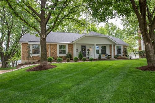 Photo of 1821 Canyon View Court, Chesterfield, MO 63017 (MLS # 21023766)