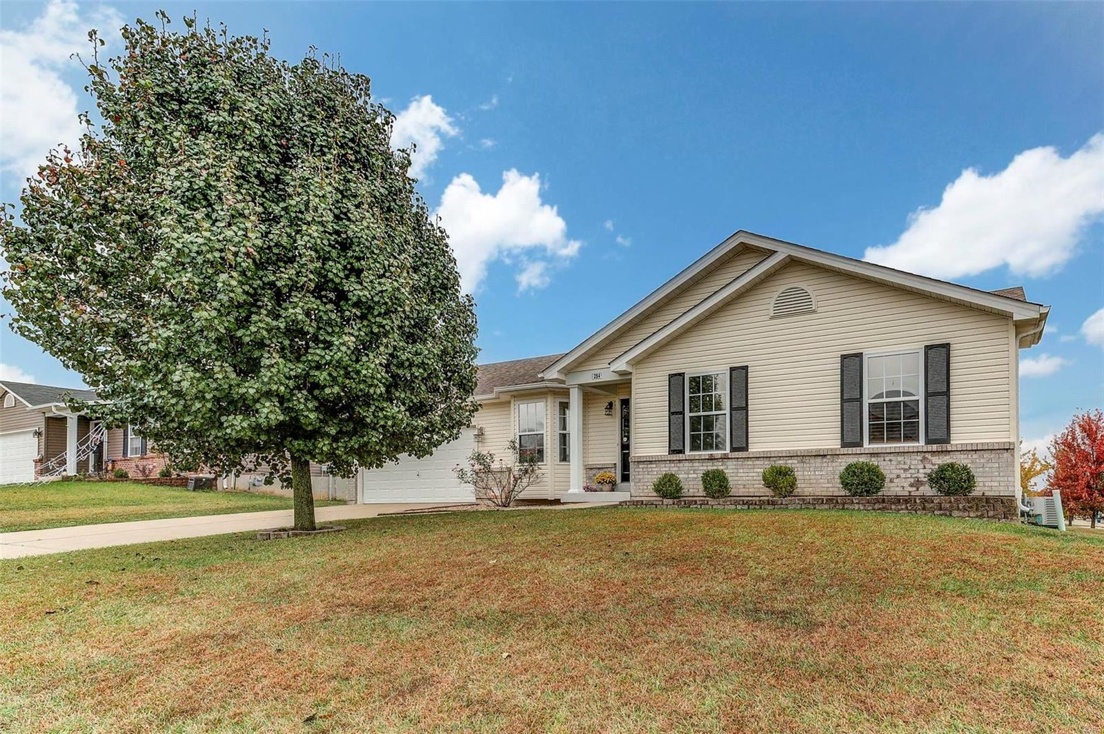 284 Whitetail Crossing Drive, Troy, MO 63379 - #: 20075767