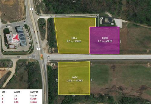 Photo of 0 Hwy Z at Interstate Dr., Wentzville, MO 63385 (MLS # 17065773)