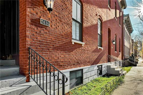 Photo of 1816 South 10th Street, St Louis, MO 63104 (MLS # 20081773)