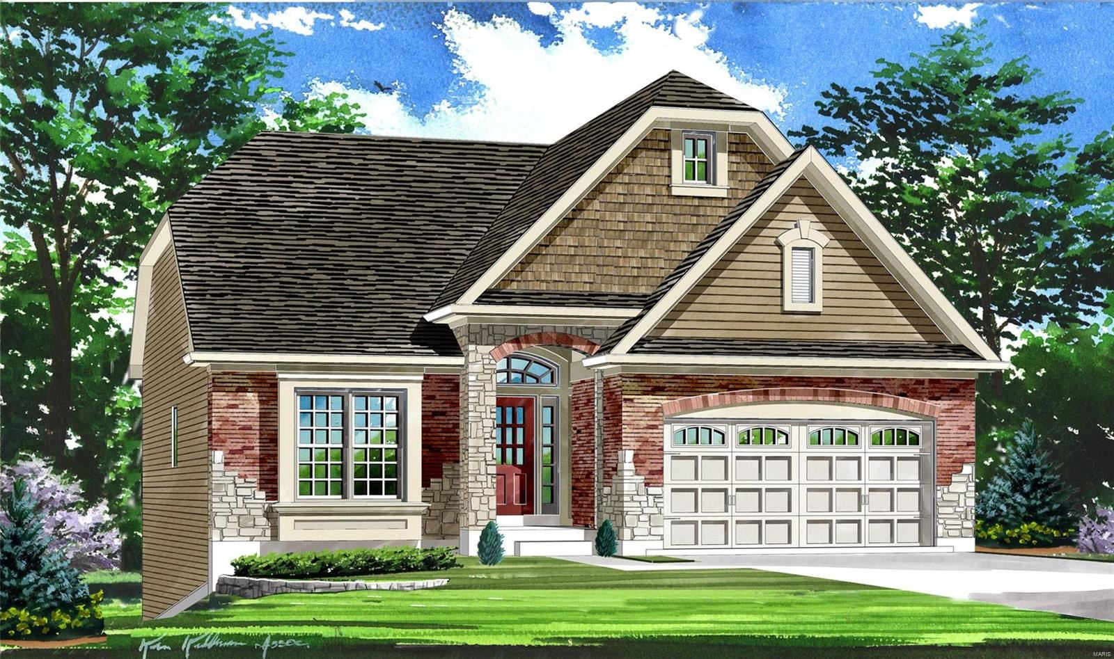 950 Grand Reserve (Lot 35) #Augusta, Chesterfield, MO 63017 - MLS#: 21003773