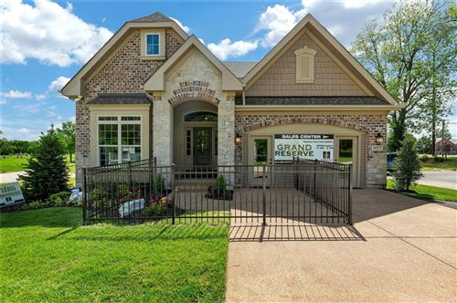 Photo of 957 Grand Reserve (Lot 33) #Augusta, Chesterfield, MO 63017 (MLS # 21003775)