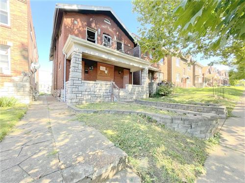 Photo of 3655 Dunnica Avenue, St Louis, MO 63116 (MLS # 21068775)