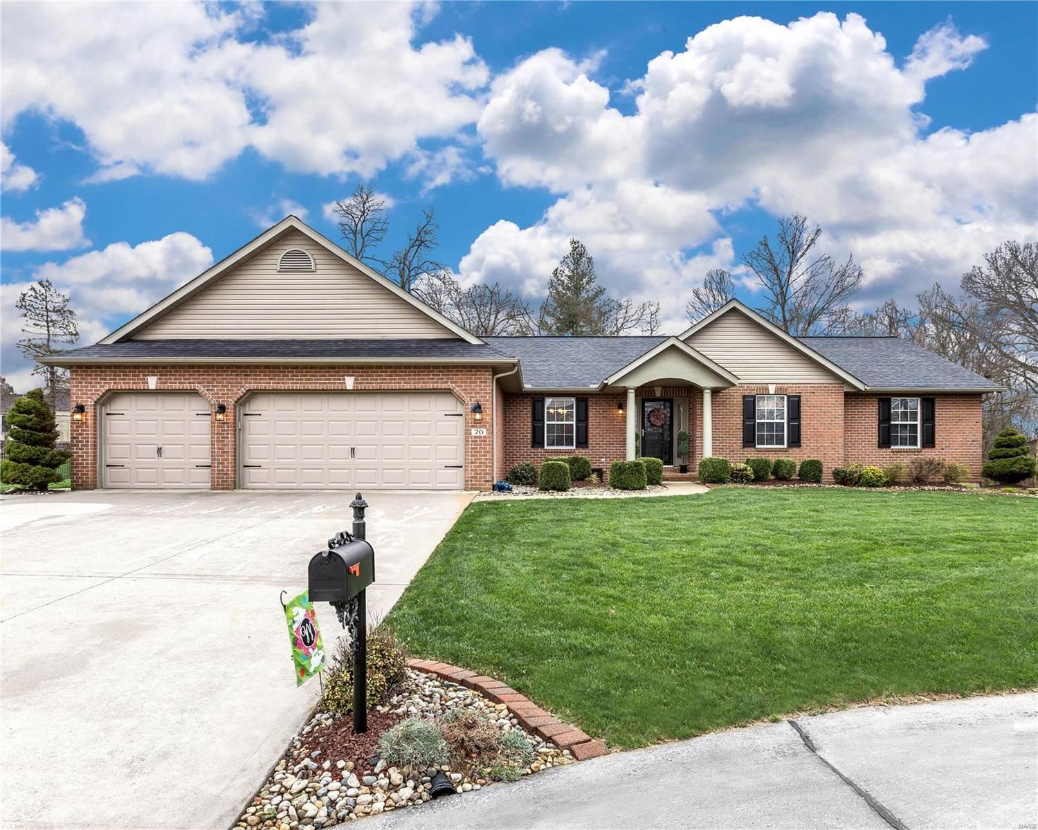70 Oak Leaf, Maryville, IL 62062 - MLS#: 20018777