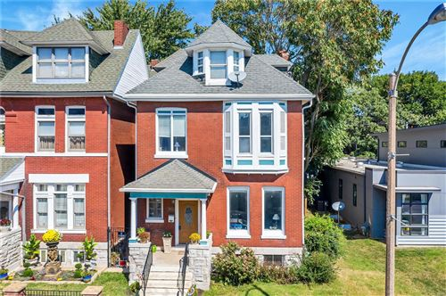 Photo of 2853 Lafayette Avenue, St Louis, MO 63104 (MLS # 20068778)