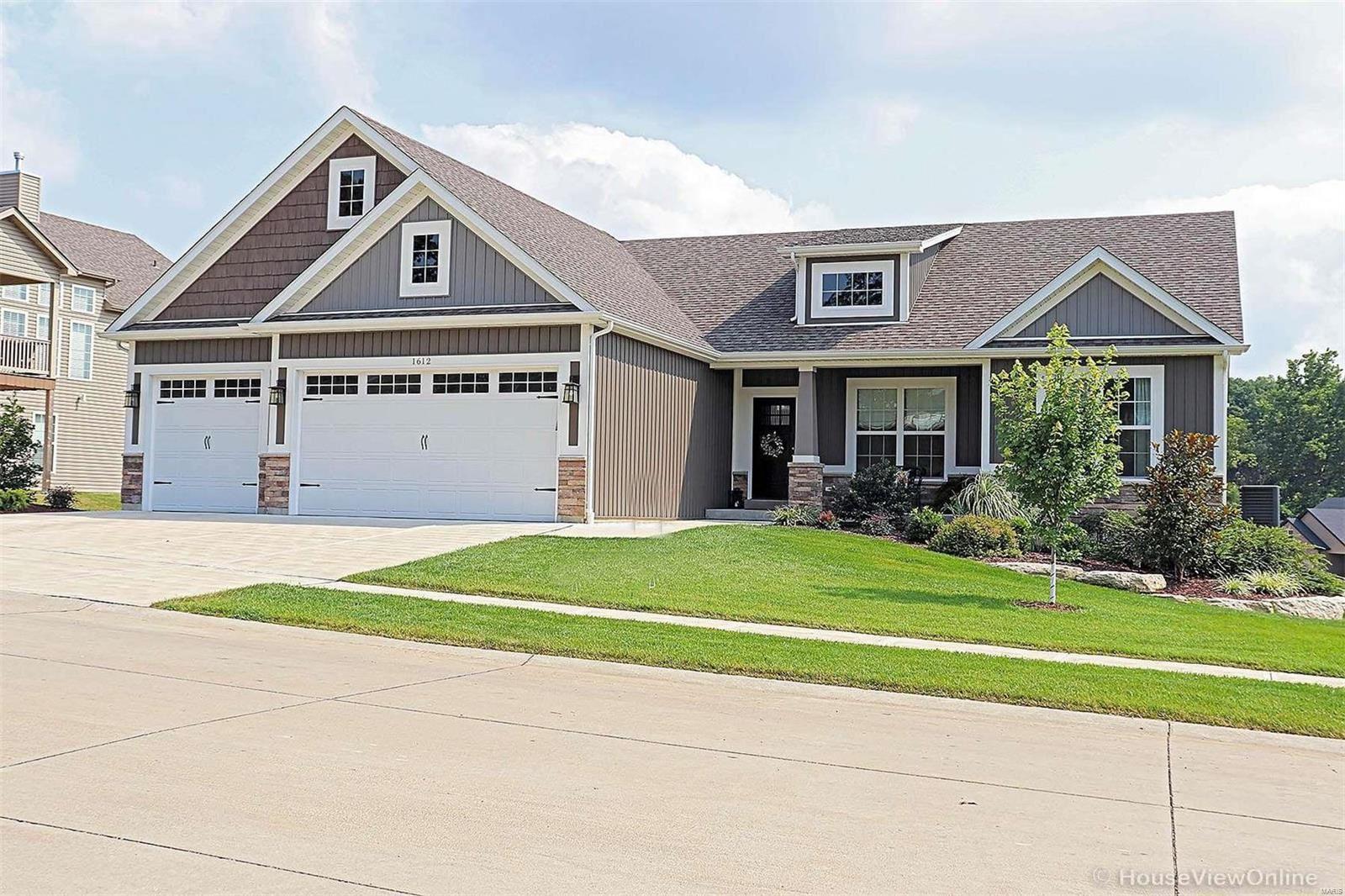 1612 Sugar Creek Drive, Festus, MO 63028 - #: 21054778