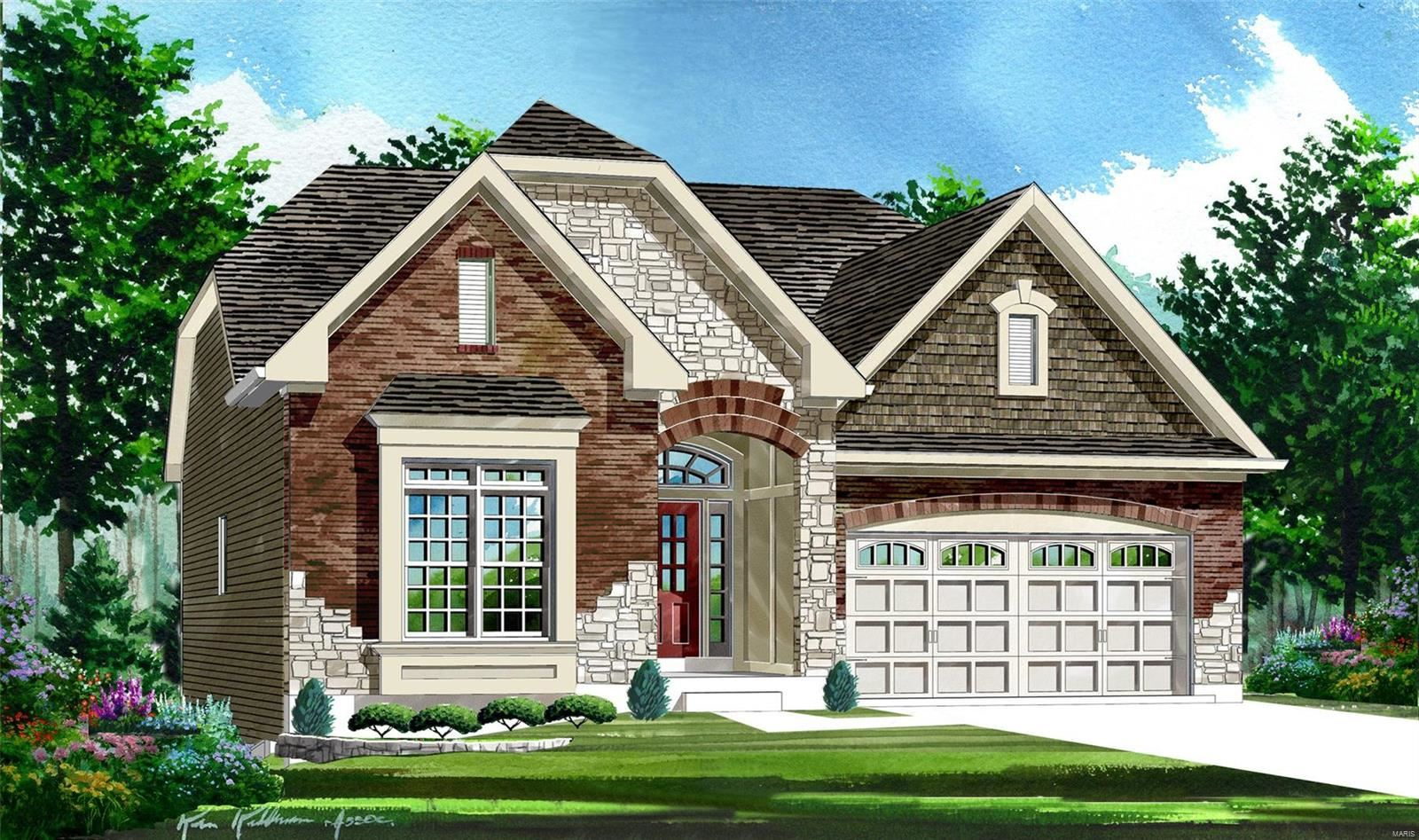 913 Grand Reserve (Lot 19) #Cabernet, Chesterfield, MO 63017 - MLS#: 21003780