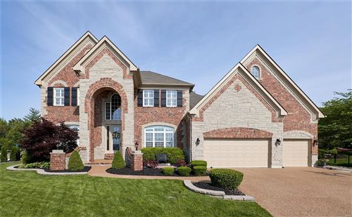 Photo of 1032 Castleview Court, St Charles, MO 63304 (MLS # 21029782)