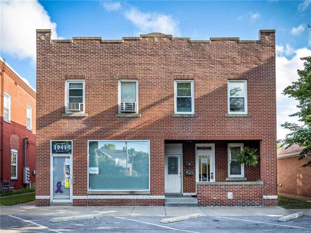 1216 Main Street, Highland, IL 62249 - MLS#: 18062787
