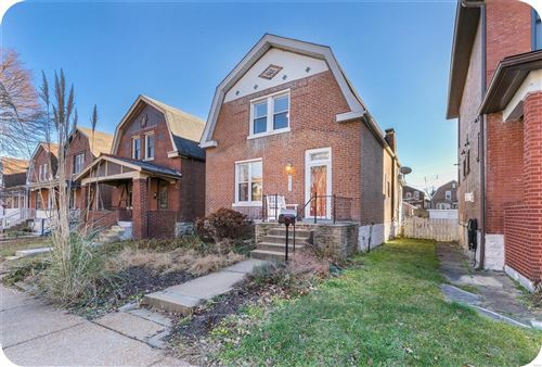 Photo of 4032 Connecticut Street, St Louis, MO 63116 (MLS # 20085788)