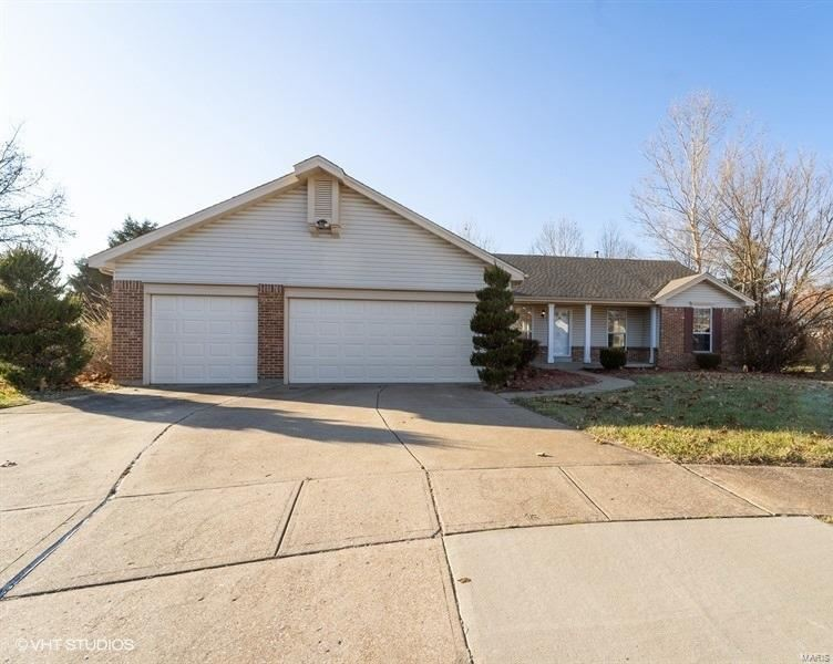 4205 Cherry Wood Trail Drive, Florissant, MO 63034 - MLS#: 19090790