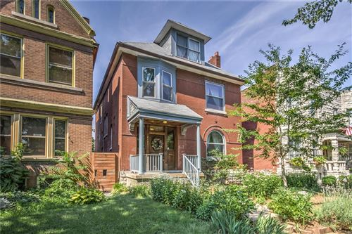 Photo of 4157 Cleveland Avenue, St Louis, MO 63110 (MLS # 21047791)