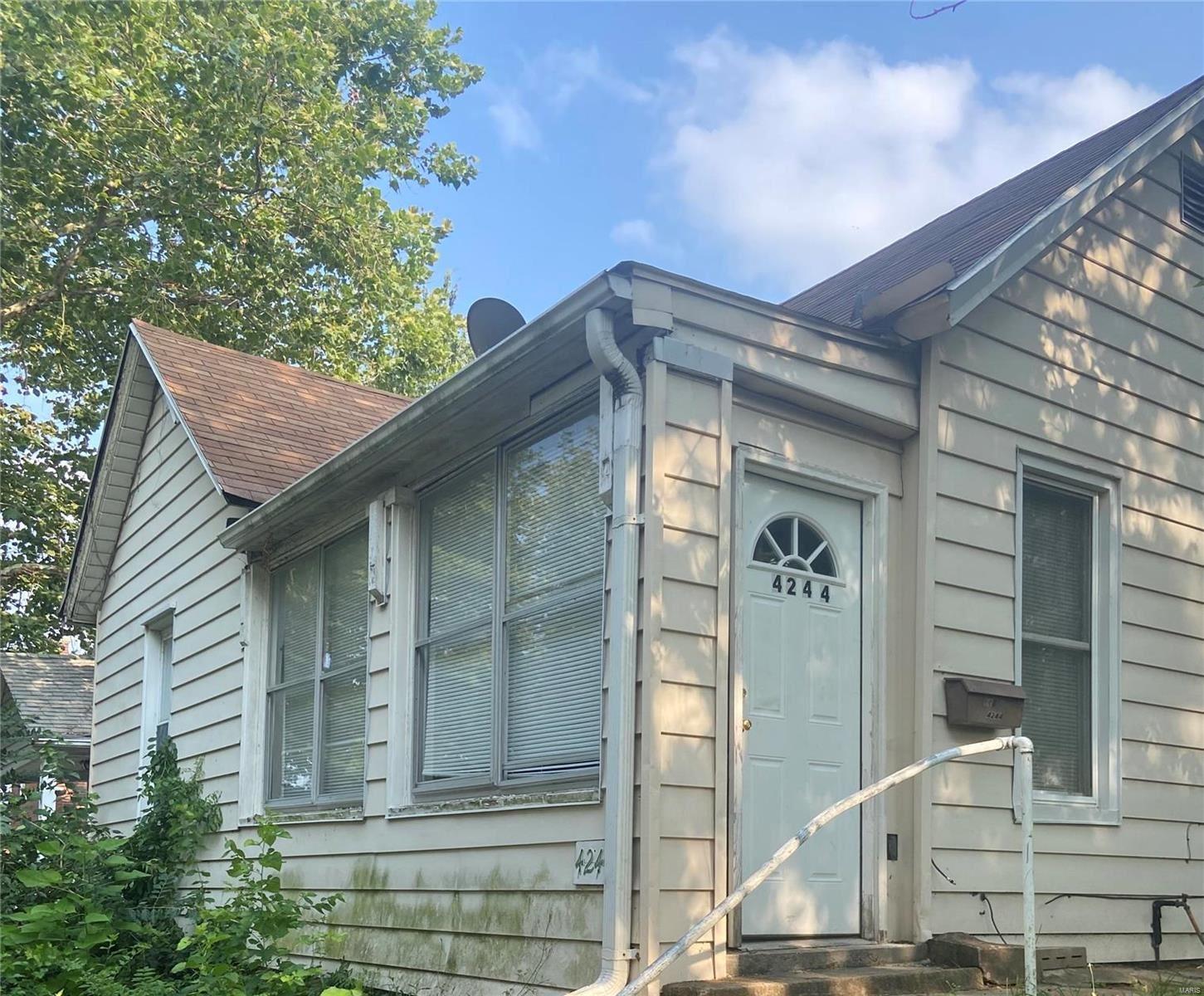 4244 Beck Avenue, Saint Louis, MO 63116 - #: 21059791