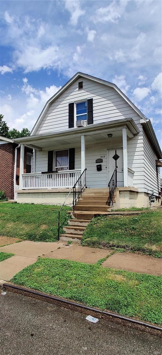 4417 Wallace, Saint Louis, MO 63116 - MLS#: 21036792