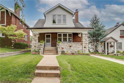 Photo of 7566 Wise Avenue, St Louis, MO 63117 (MLS # 21053800)