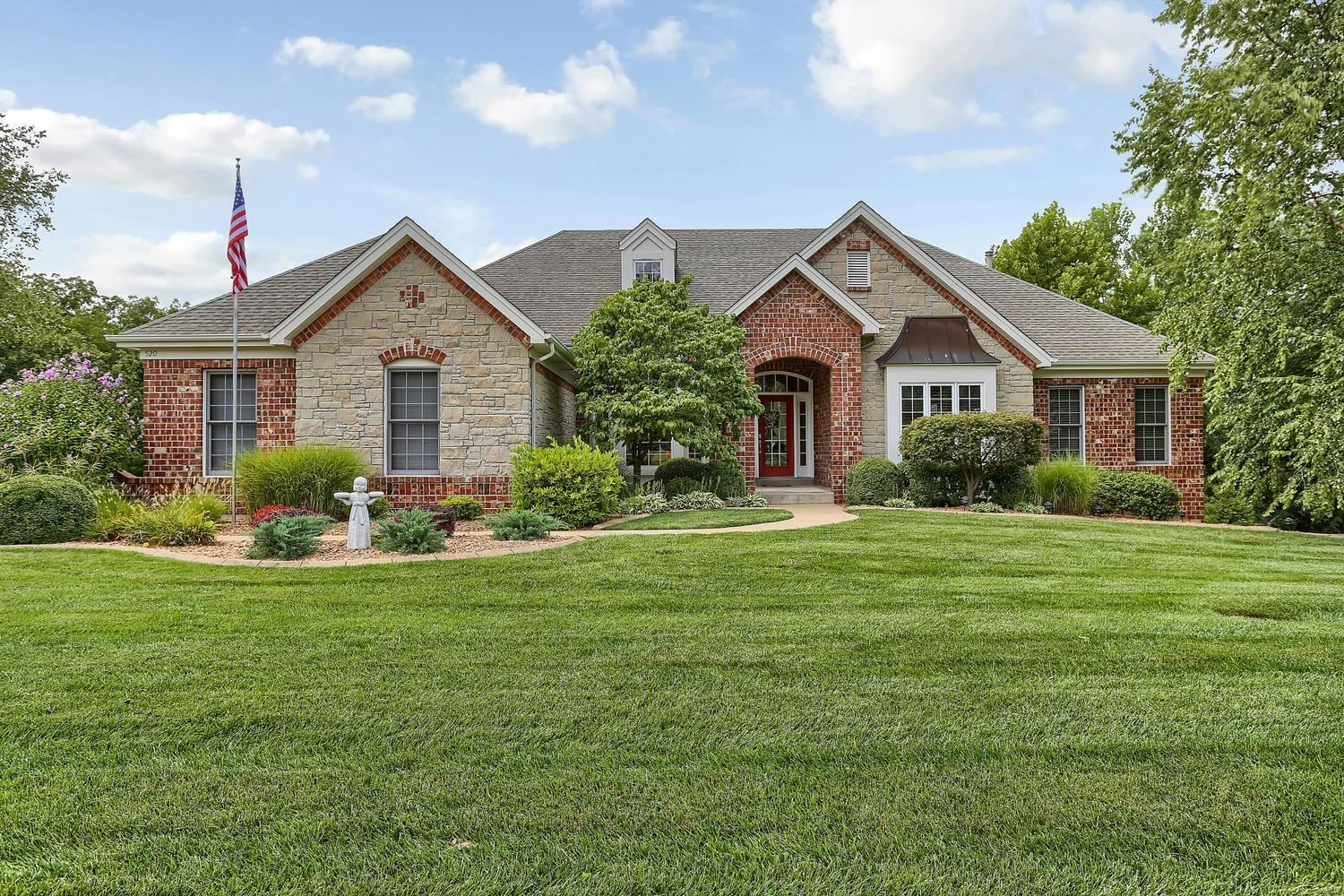520 Forest Crest, Lake Saint Louis, MO 63367 - MLS#: 20012802