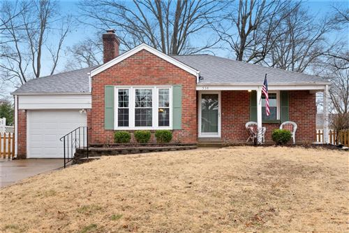 Photo of 534 Kirkshire Drive, Kirkwood, MO 63122 (MLS # 20011808)