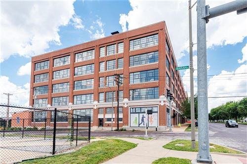 Photo of 4100 Forest Park Avenue #425, St Louis, MO 63108 (MLS # 21039817)