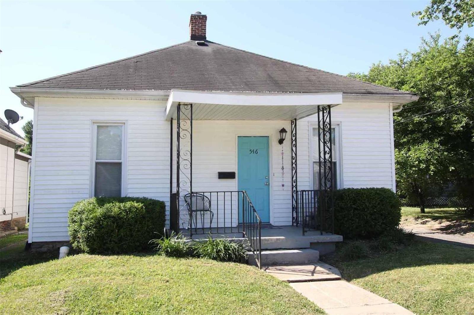 516 Burroughs Avenue, Collinsville, IL 62234 - MLS#: 20041827