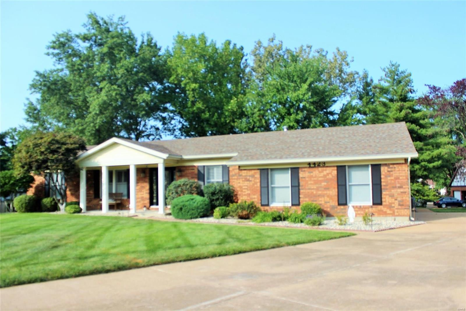 4423 Carriage Trace Drive, Concord, MO 63128 - MLS#: 20067831