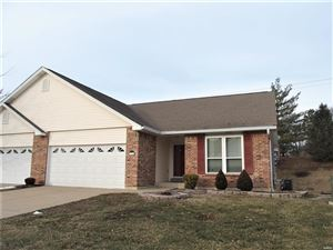 Photo of 3214 Country Bluff Drive, St Charles, MO 63301 (MLS # 19038832)