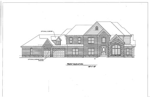 Photo of 13237 Stone Ct TBB (Lot 3), Town and Country, MO 63131 (MLS # 20087835)