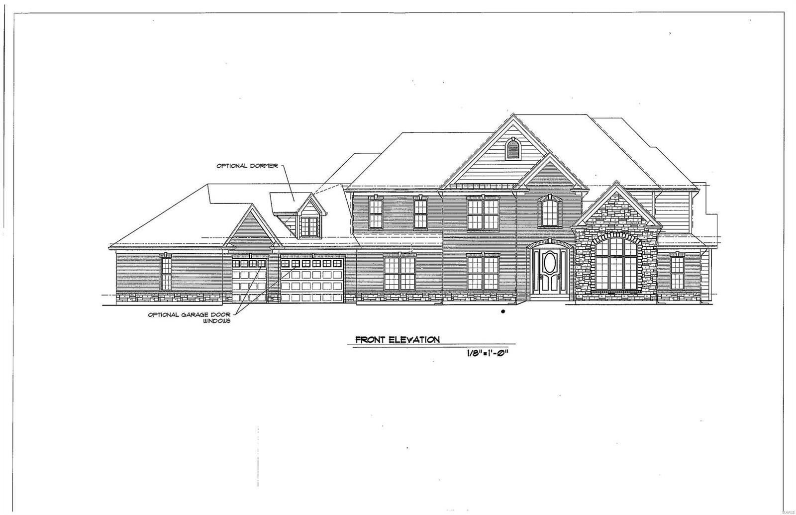 13237 Stone Ct TBB (Lot 3), Town and Country, MO 63131 - MLS#: 20087835