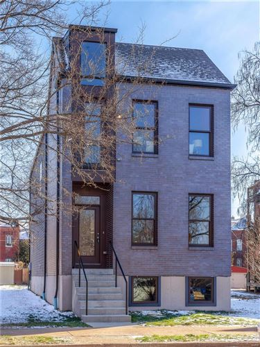 Photo of 2716 Indiana Avenue, St Louis, MO 63118 (MLS # 20012836)