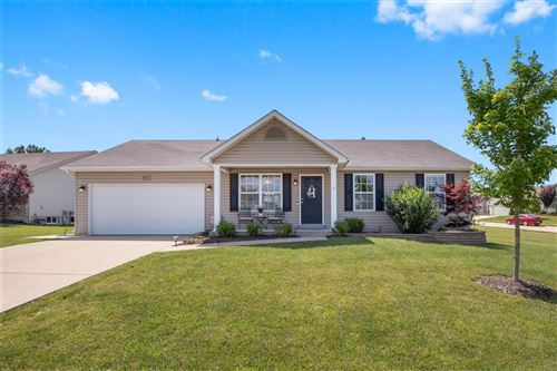 Photo of 661 Big Bend Drive, Wentzville, MO 63385 (MLS # 20043836)
