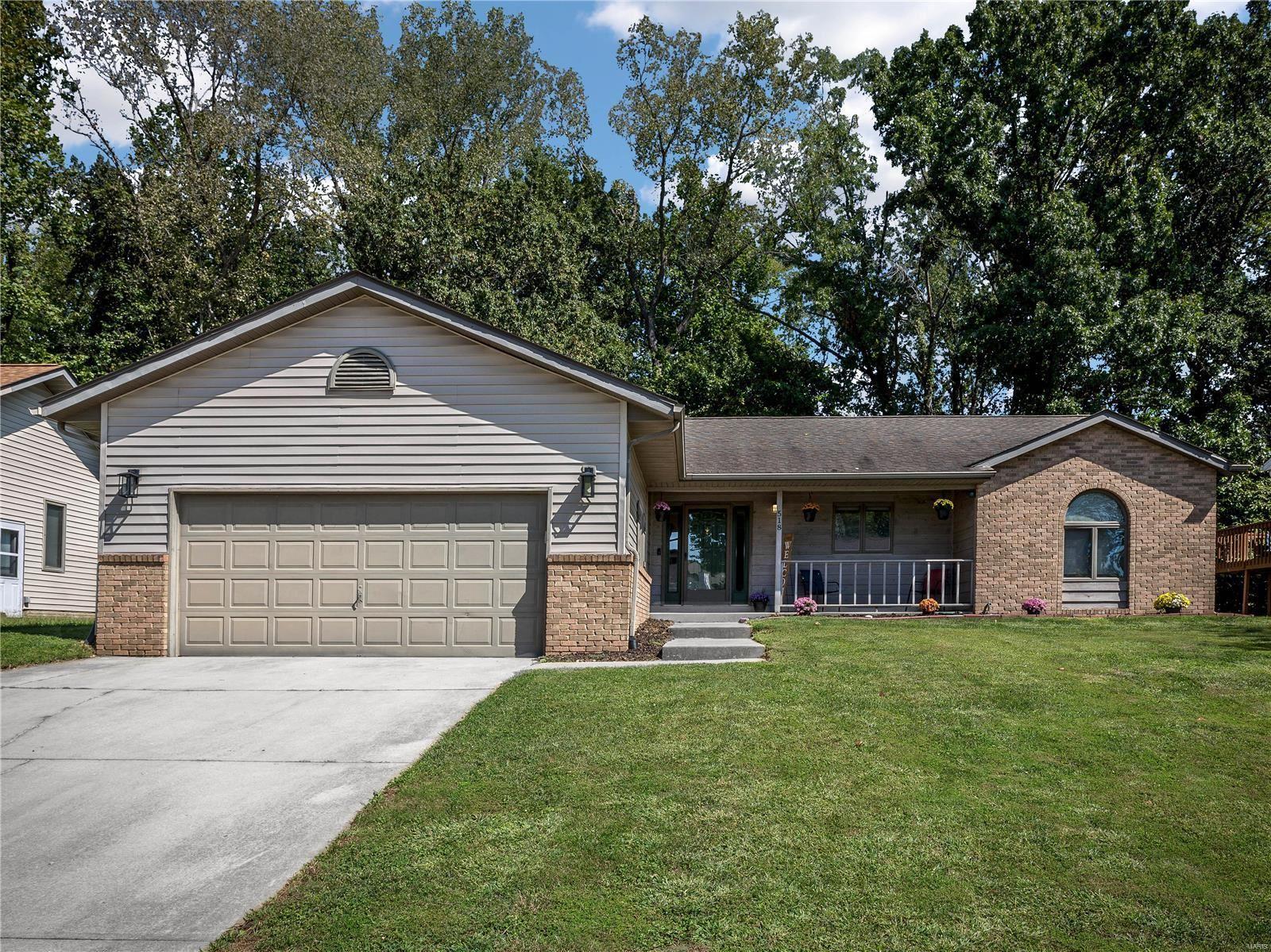 518 Mulberry Lane, OFallon, IL 62269 - MLS#: 21066839