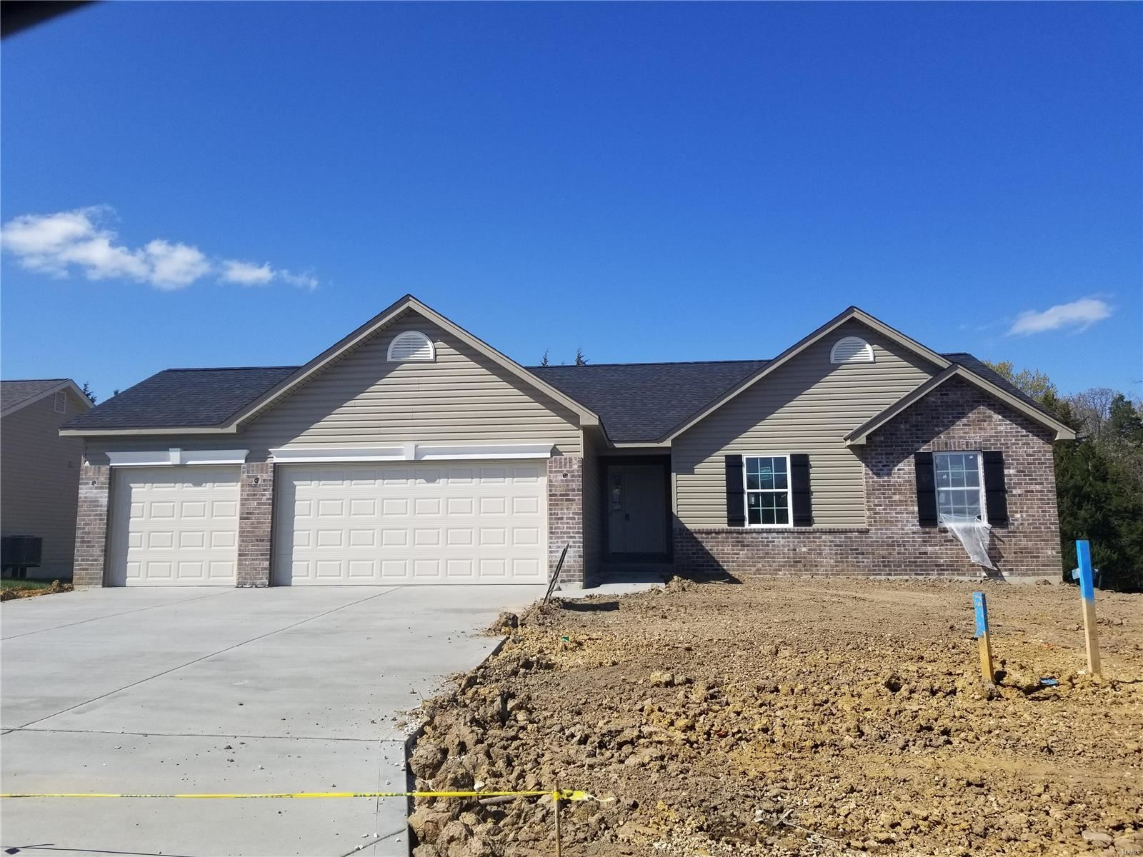 109 Bryan Ridge Drive, Wright City, MO 63390 - MLS#: 18053841