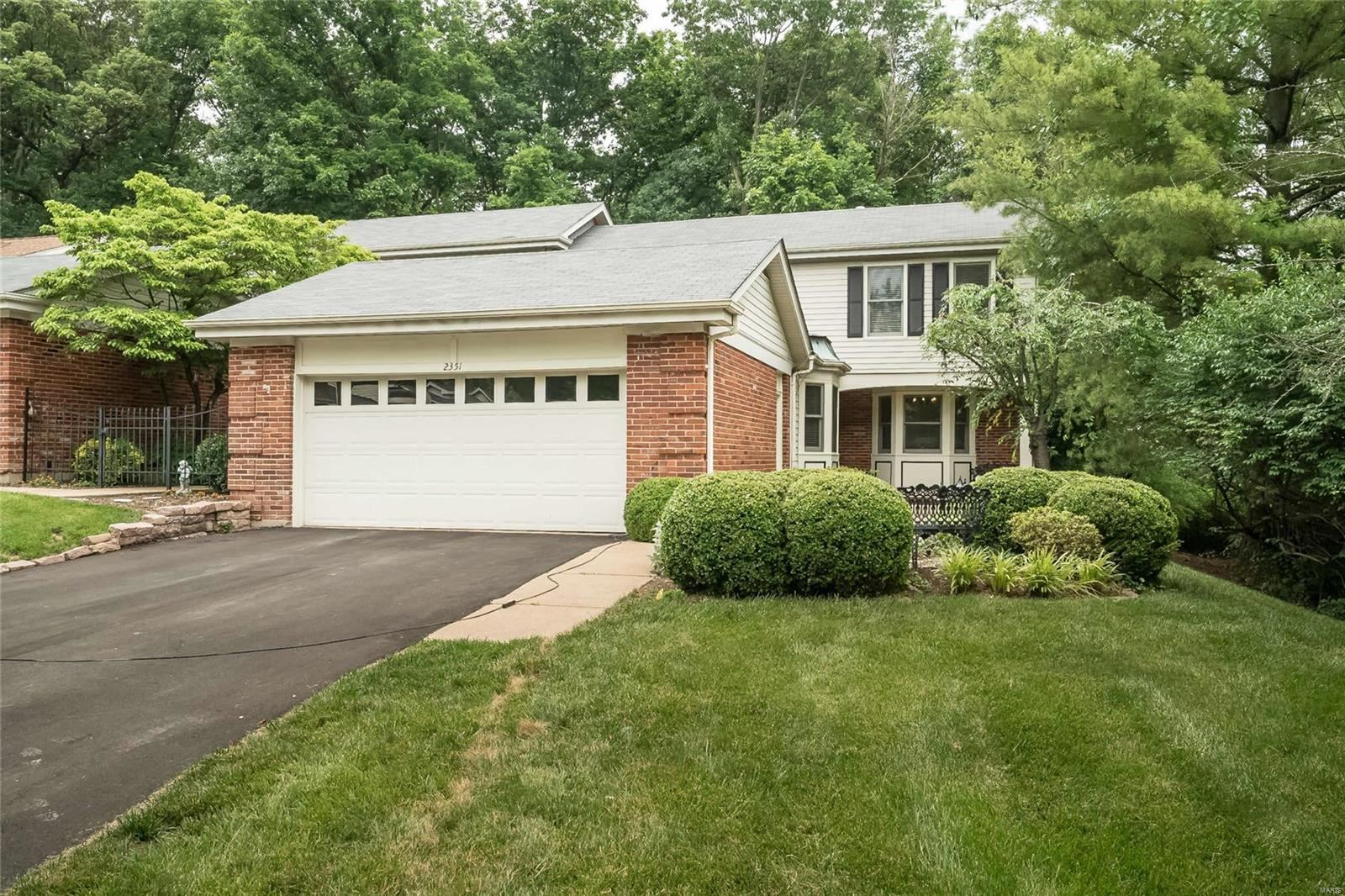 2351 Baxton Way, Chesterfield, MO 63017 - MLS#: 21050843