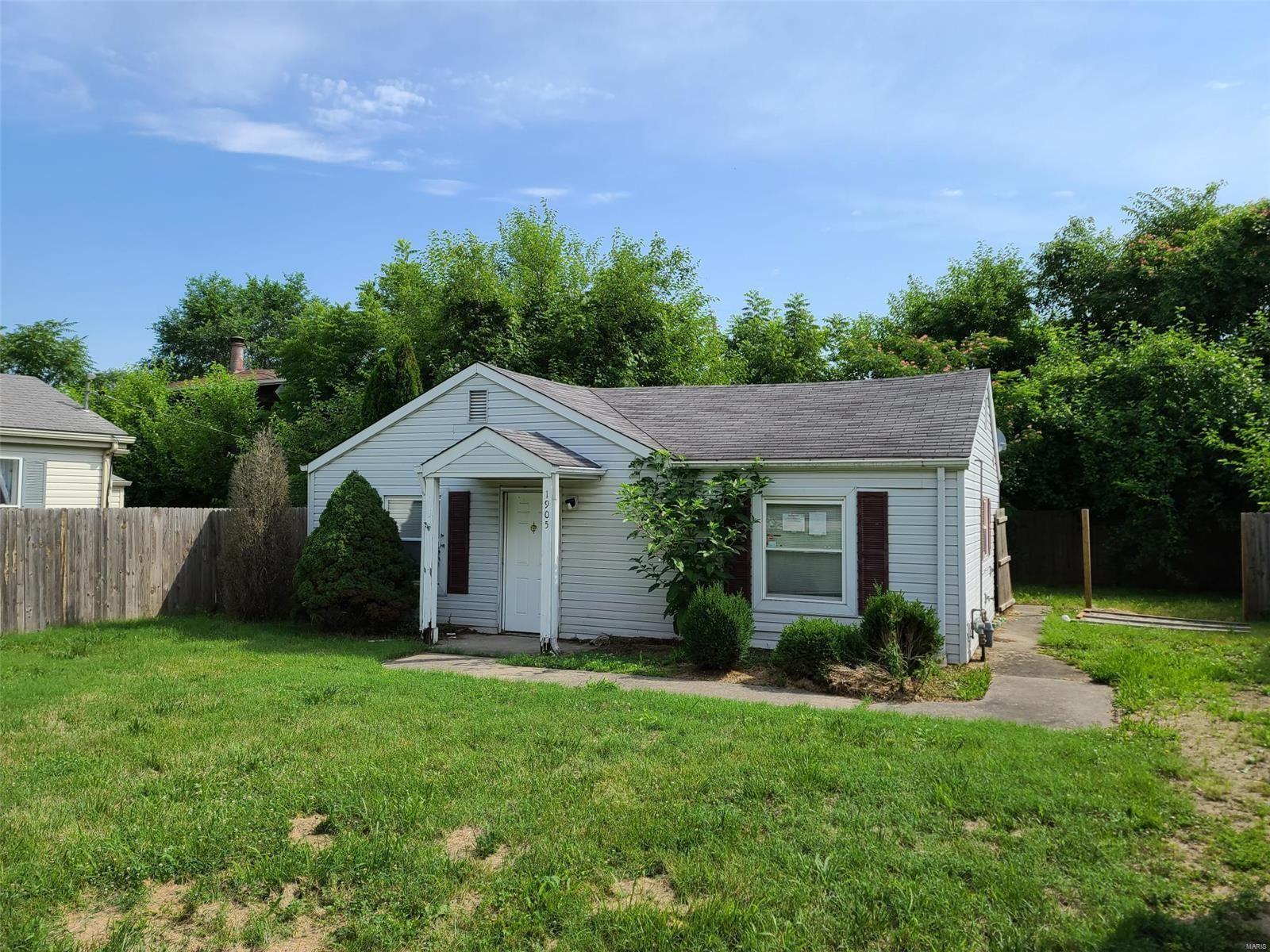 1905 Doris Avenue, Cahokia, IL 62206 - MLS#: 21041851
