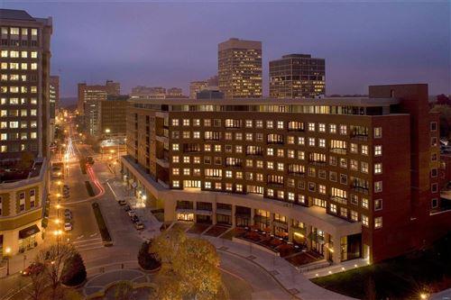 Photo of 155 Carondelet Plaza #705, St Louis, MO 63105 (MLS # 20063856)