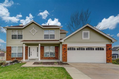 Photo of 1309 Northern Dancer Court, Florissant, MO 63034 (MLS # 20021861)