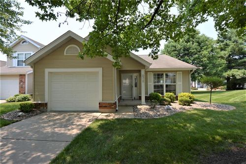 Photo of 1321 Forest Creek Drive, St Peters, MO 63303 (MLS # 21053861)