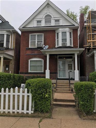 Photo of 5171 Enright Avenue, St Louis, MO 63108 (MLS # 21027868)