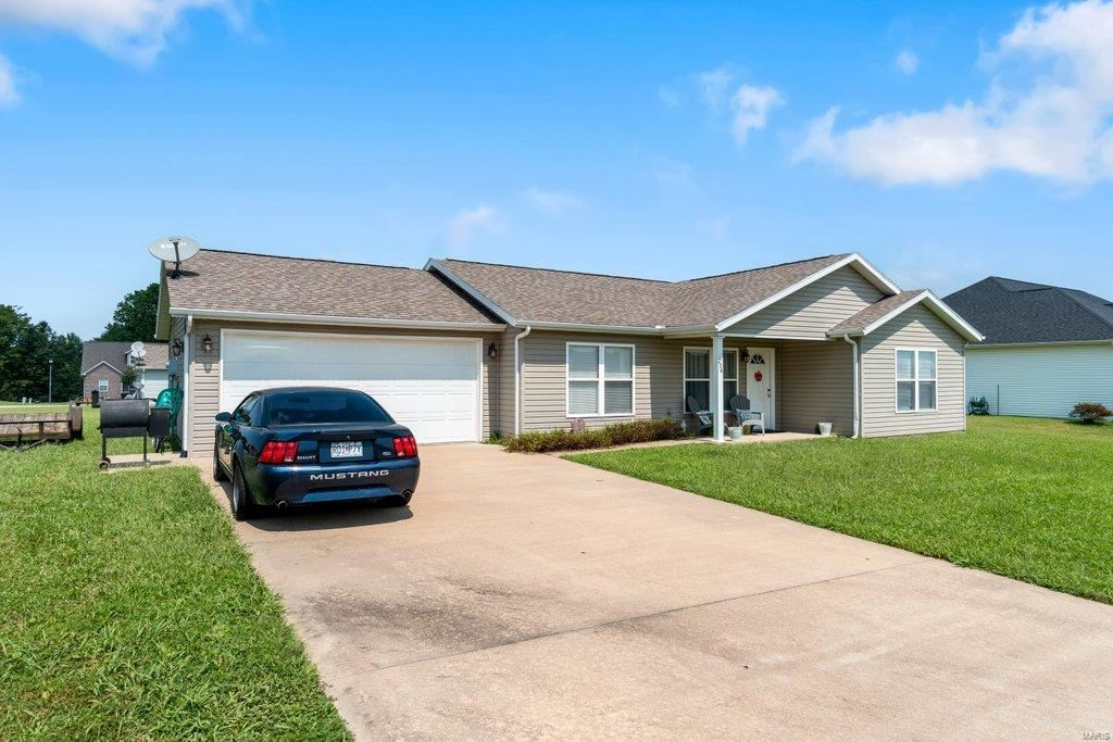 234 Willow Heights, Cape Girardeau, MO 63701 - #: 21058871