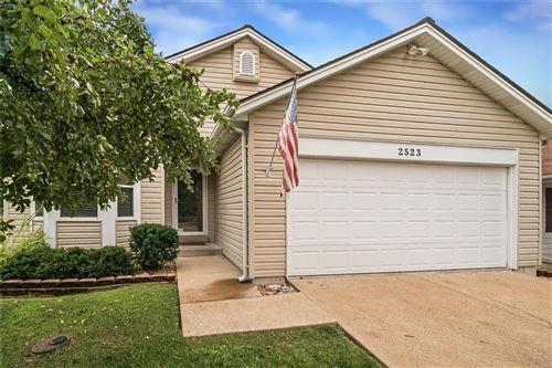 Photo of 2523 Balaji Court, Wildwood, MO 63011 (MLS # 20065872)