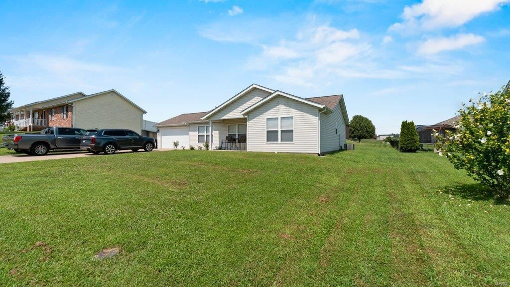 176 Willow Heights, Cape Girardeau, MO 63701 - #: 21058872
