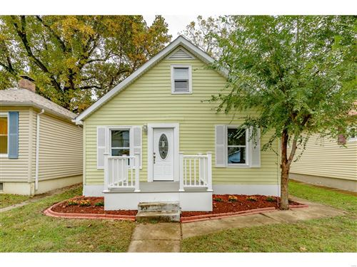 Photo of 4003 Eichelberger Street, St Louis, MO 63116 (MLS # 21003877)