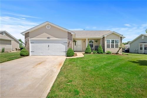 Photo of 1809 Hackmann Hollow Drive, Wentzville, MO 63385 (MLS # 20044878)