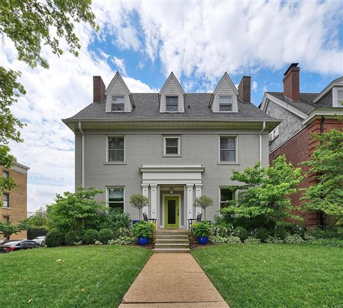 Photo of 4502 Maryland Avenue, St Louis, MO 63108 (MLS # 20042880)