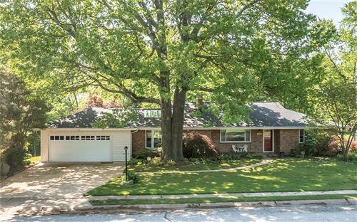 Photo of 9730 Grandview Drive, St Louis, MO 63132 (MLS # 21028885)