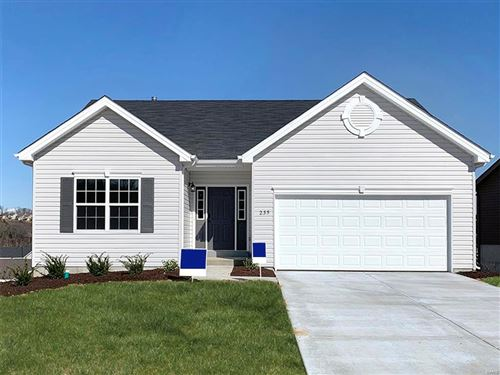 Photo of 508 Leather Reins Drive, Wentzville, MO 63385 (MLS # 21028888)
