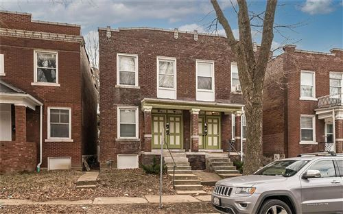 Photo of 4922 Wise Avenue, St Louis, MO 63110 (MLS # 21012891)