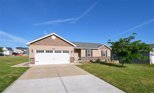 Photo of 401 Prairie Creek, Wentzville, MO 63385 (MLS # 20043895)