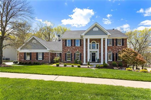 Photo of 17728 Greystone Terrace Drive, Wildwood, MO 63005 (MLS # 20062907)