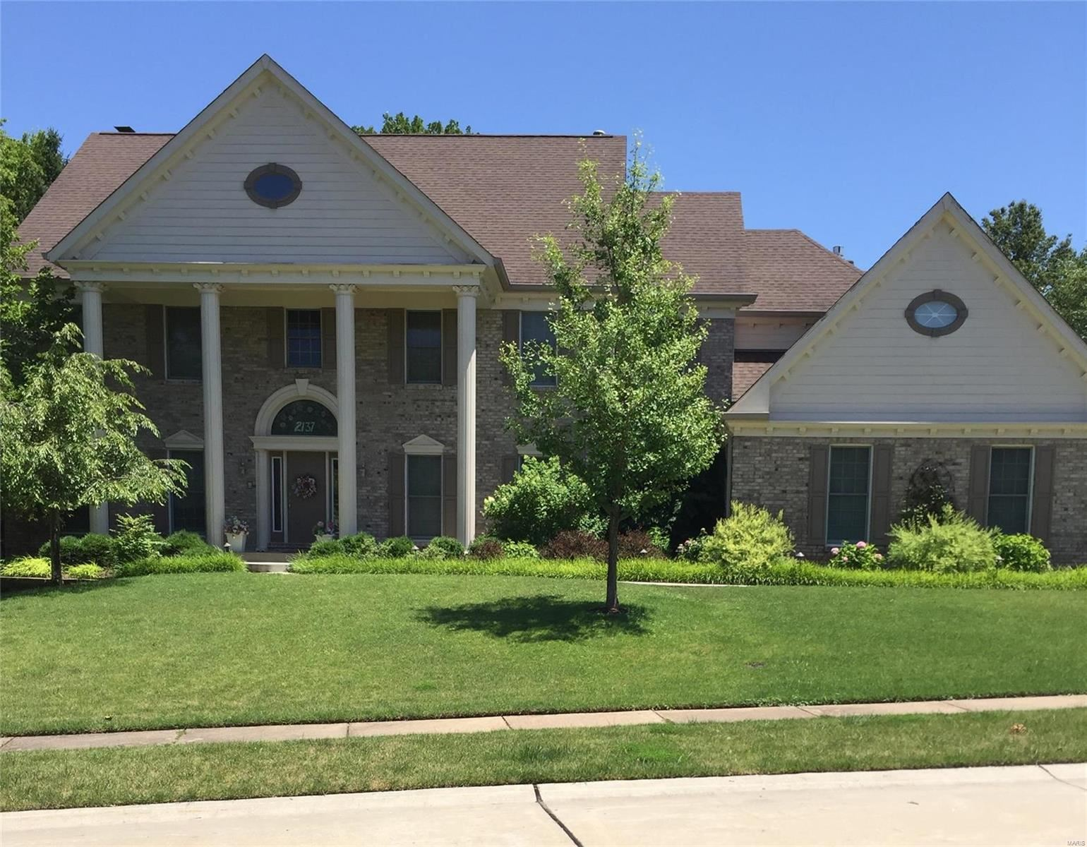 2137 Brook Hill Court, Chesterfield, MO 63017 - MLS#: 20050914